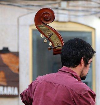Music, Road, Instrument, Street Musicians