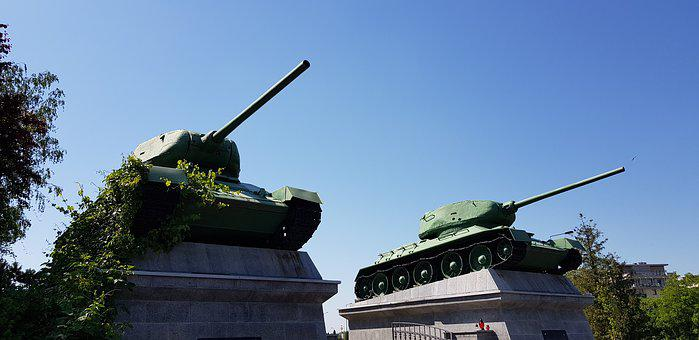 Monument, Main Battle Tank, The War, Room, Military