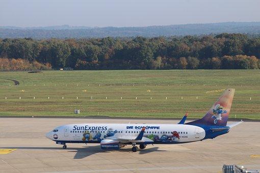 Aircraft, Scoff, Airliner, Machine, Aviation, Flyer