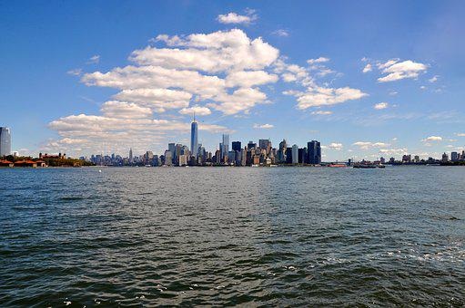 New York, America, Usa, Manhattan, City, Skyscraper