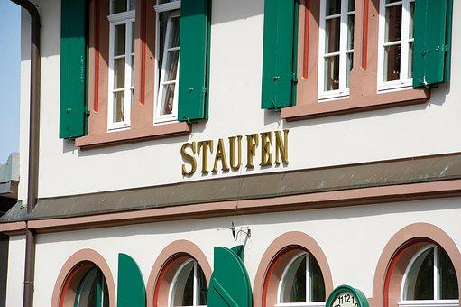 Staufen, Old Town, House Of Hohenstaufen