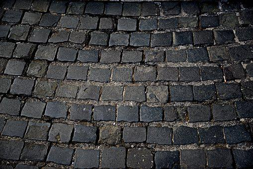 Cobble, Cobblestone, Pavement, Paving, Paved, Stone