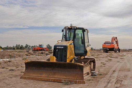 Excavation, Work, Equipment, Construction