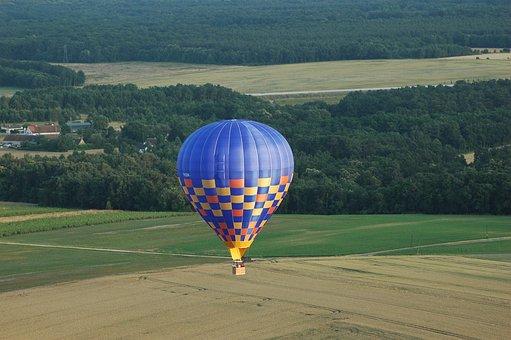 Balloon Trip, Hot-air Ballooning