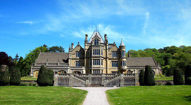 Manor House, England, Property, Country House