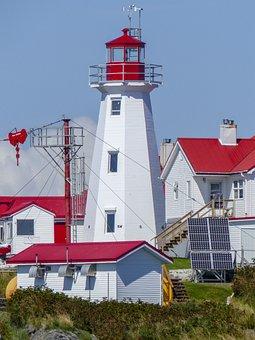 Green Island, Lighthouse, Warning Sign, House