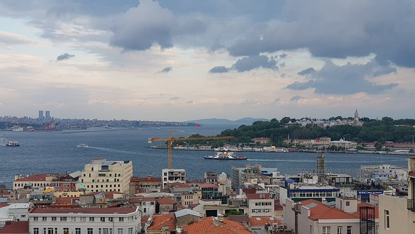 Istanbul, Bosphorus, Historical Peninsula, Throat