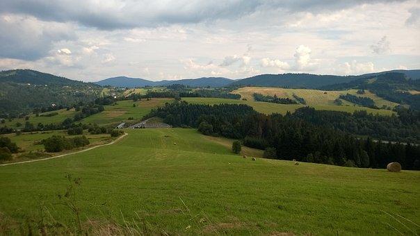 Mountains, Mountain, Nature, Landscape, Trip, Travel