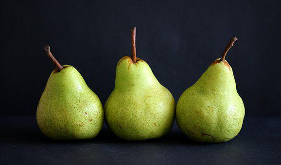 Pear, Fruit, Still Life, Food, Healthy, Organic