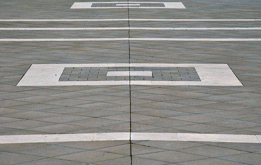 Patch, Away, Paving Stones, Ornament, White, Frame