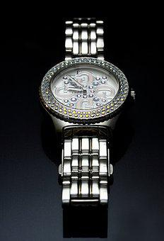 Time, Jewelry, Rich, Product, Artifact, Wristwatch