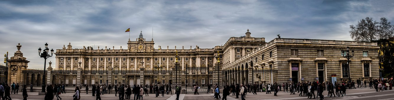 Madrid, Royal Palace, Palicio Real Madrid, Architecture