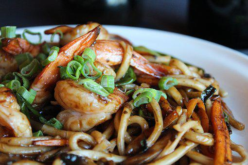 Sushi, Food, Japan, Pasta, Rico, Delicious, Shrimp