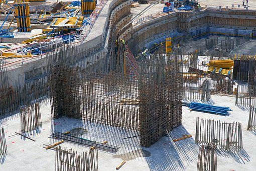 Construction, Daniel, Steel, Design, Architecture
