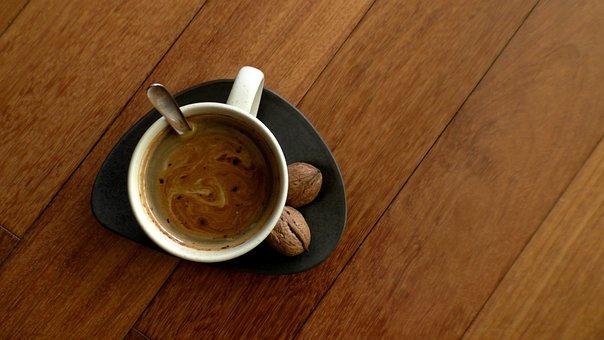 Cup, Mug, Coffee, Tea, Morning, Wooden, Drink, Cafe