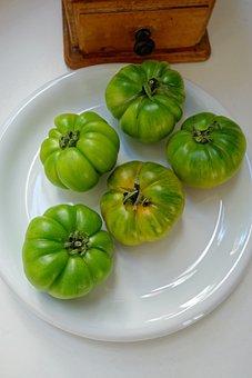 Fried Green Tomatoes, Green Tomato, Tomato, Vegetables