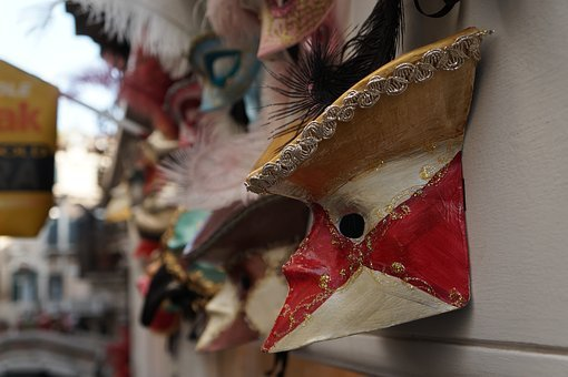 Mask, Venetian Mask, Carnival, Venetian, Face, Venice