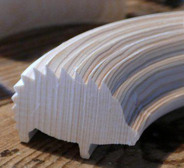 Blank, Tire Screwdriver, Wood, Craft, Hedgehog