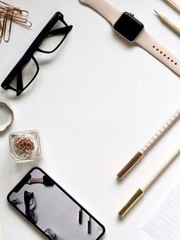 Whitespace, Desktop, Business, Office