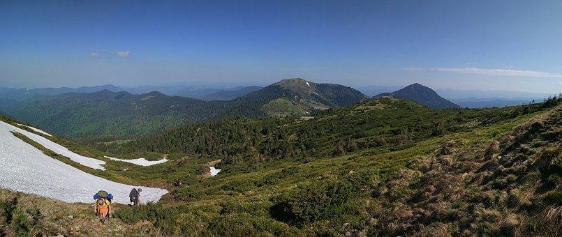 The Carpathians, Mountains, Ukraine, Nature, Mezhyhirya