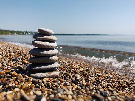 Rock, Stack, Balance, Zen, Nature, Harmony, Tranquil