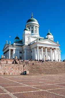 Architecture, Helsinki, Senate Square, Alexander Ii