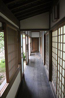Interior, Architecture, Japanese, Style, Room