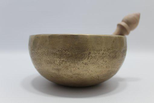 Tibetan Singing Bowl Stick, Buddhism, Zen, Craft