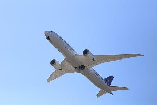 Boeing, 787, Aircraft, Airplane, Transportation, Jet