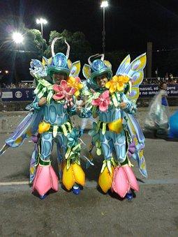Carnival, Portela, Fantasy, Allegory, Prop, Brazil