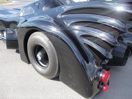 Bat Mobile, Movie, Prop, Car, Batman