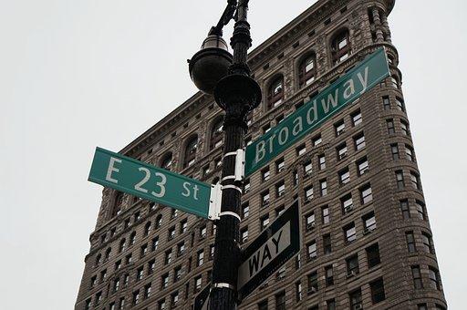 Broadway, New York, Usa, Time Square, Nyc, Big Apple