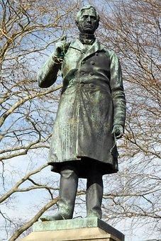 Bishop Matthew Simpson, Bronze, Sculpture, Philadelphia