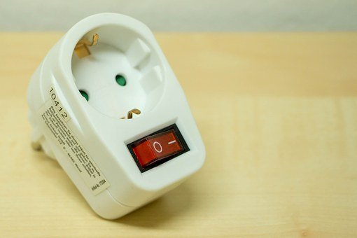 Plug Adapter, Electrical Engineering, Electricity