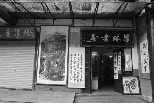 China, Flea Market, Travel, Decor, Country