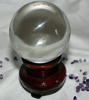Fortune Telling, Glass Ball, Fortune Teller, New Age