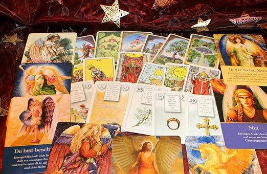 Oracle Cards, Fortune Telling, Future Interpretation
