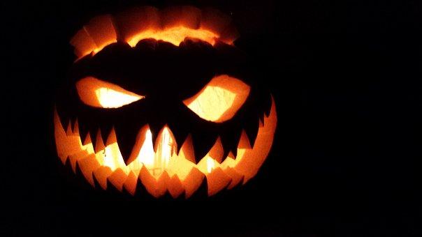 Jack O Lantern, Pumpkin, Halloween