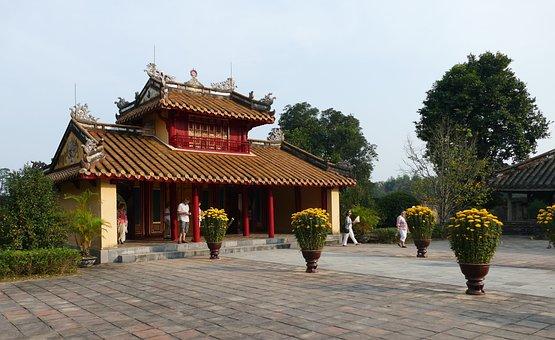 Vietnam, Asia, Hue, Historically, Forbidden City