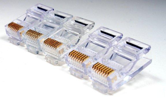 Adapter, Ethernet, Internet, Jack, Lan, Network, Rj-45