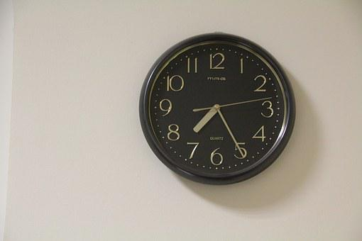Clock, Time, Morning, Wall Clock, Tips