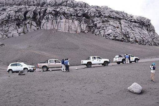 Nevado Del Ruiz, Manizales, Colombia, Cars, Travel
