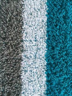 Texture, Textile, Stripes, Vertical, Terrycloth, Towel