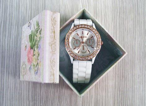 Watch, Time, Gift, Box, Ladies Watch, Tips