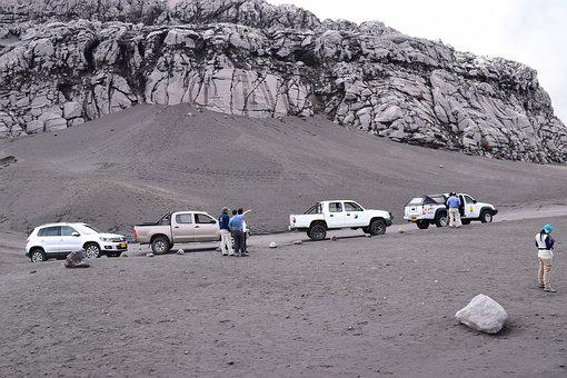 Nevado Del Ruiz, Manizales, Colombia, Cars, Travel