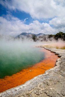 Wai O Tapu, Waio Tapu, Wai-o-tapu, New Zealand, Rotorua