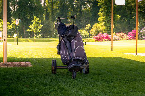 Golf, Bag, Club, Course, Sport, Game, Golfer, Leisure