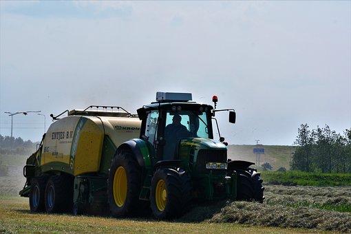 Contractors, Custom Work, Agriculture, Tractor