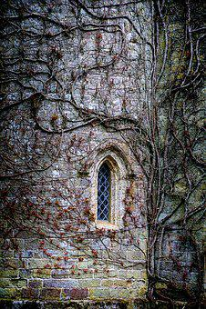 Entwine, Castle, Gloomy, Fairy Tales, Sleeping Beauty