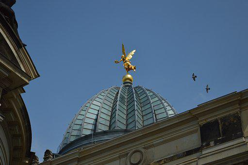 Dresden, Art School, Historic Center